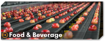 Food & Beverage Industry Cleaning