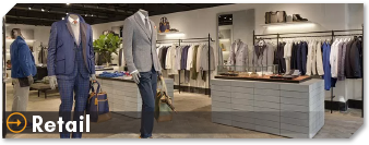 Retail Industry Cleaning
