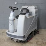 Reconditioned Advance Adgressor Ride-on Scrubber 3220c