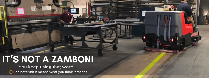 "6 Machines People Mistakenly Call ""Zamboni"""