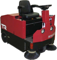 Factory Cat TR Sweeper