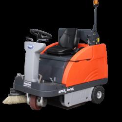 PowerBoss Apex 47 Ride-On Sweeper