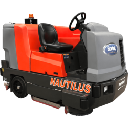 PowerBoss Nautilus Floor Scrubber