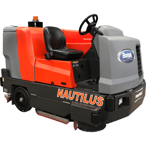 Powerboss Nautilus Sweeper-Scrubber - Buy New Sweeper/Scrubbers