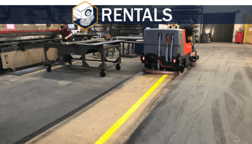 Cleaning Machine Rentals