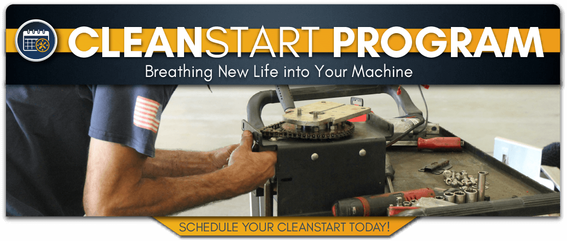 CleanStart Cleaning Equipment Repair and Restoration