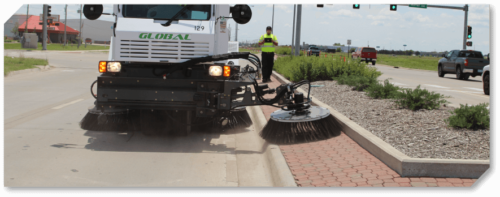 Street Sweeper & Parking Lot Sweeper Rentals
