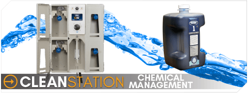CleanStation Chemical Management System