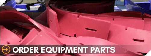 Order Cleaning Equipment Parts
