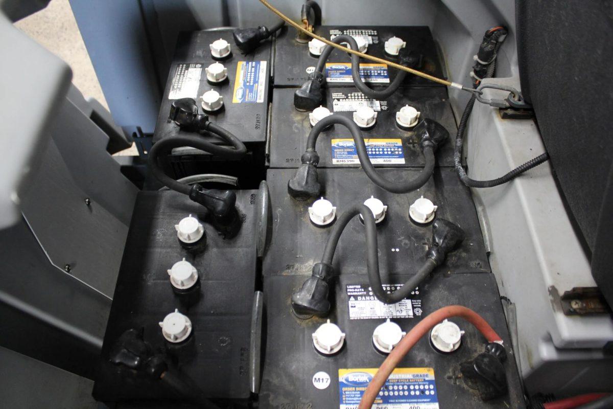 Advance Condor Scrubber Batteries