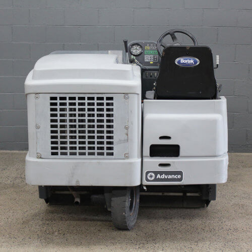 Reconditioned Advance Exterra Sweeper 5340G Back