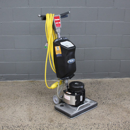 Used Clarke BOS-18 3600RPM Floor Machine