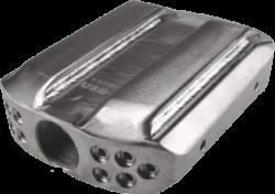 USB-USA Sewer Jet 3D Flounder Nozzle