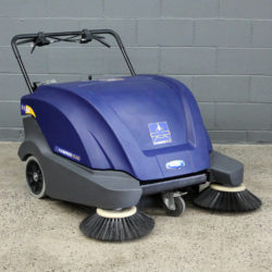 Used HammerHead 900SX Walk Behind Sweeper