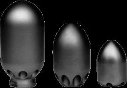 Rocket Nozzle 3D Sewer Jet