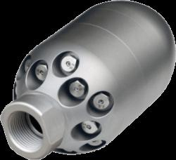 Super Cycle 3D Sewer Jet Nozzle