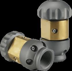 V-Hammer Sewer Jet Nozzle