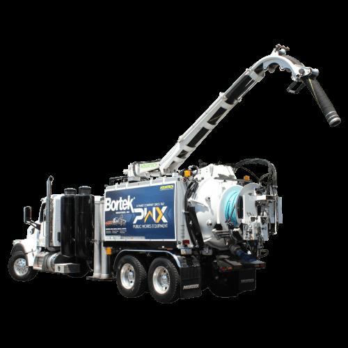 Aquatech Sewer Jet/Vac Hydro Excavator Trucks