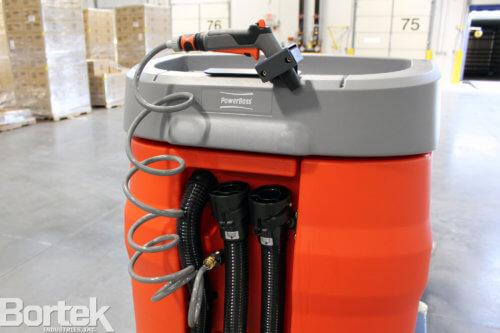 PowerBoss Scrubmaster Optional Spray Nozzle
