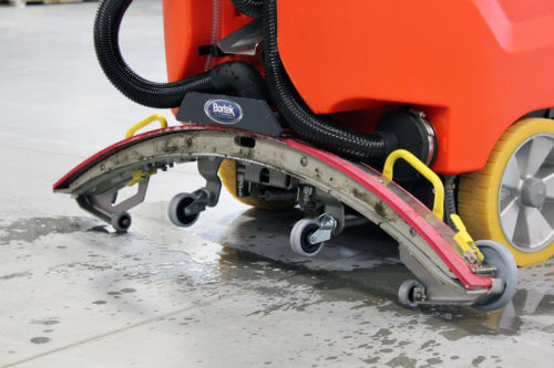 PowerBoss Scrubmaster Flip-Up Squeegee