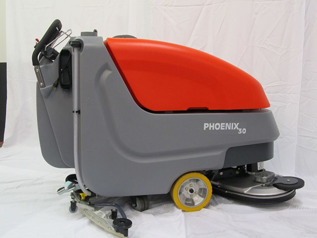 PowerBoss Phoenix 3030 Floor Scrubber