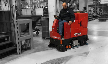 Shop Industrial Ride-On Floor Scrubbers