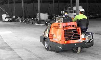 Shop Industrial Ride-On Floor Sweepers